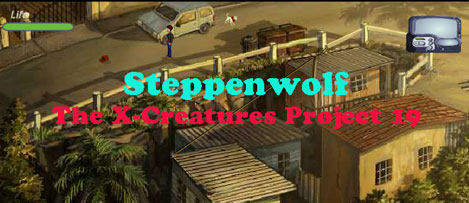 Steppenwolf: The X-Creatures Project 19