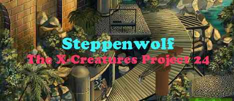 Steppenwolf: The X-Creatures Project 24