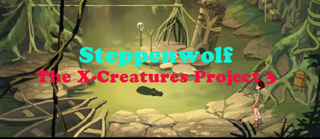 Steppenwolf: The X-Creatures Project 3