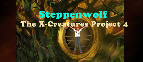 Steppenwolf: The X-Creatures Project 4