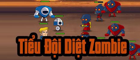 Tiểu đội diệt Zombie