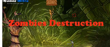 Zombies Destruction