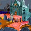 Nghĩa trang ma ám