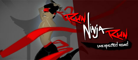 Run Ninja Run Unexpected Road 3