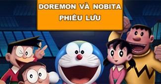 Doremon và Nobita phiêu lưu