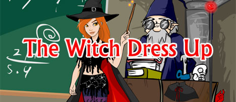 The Witch Dress Up