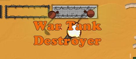 War Tank Destroyer
