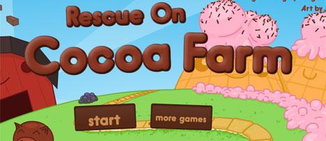 Rescue On Cocoa Farm