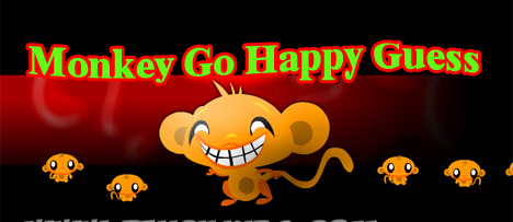 Monkey Go Happy Guess