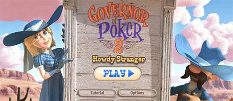 Governor Poker 2: Howdy Stranger
