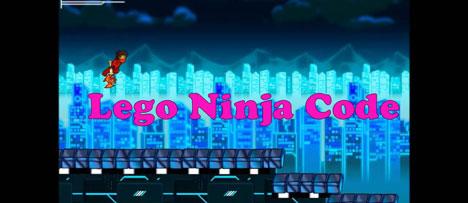 Lego Ninja Code