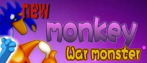 New Monkey War Monster