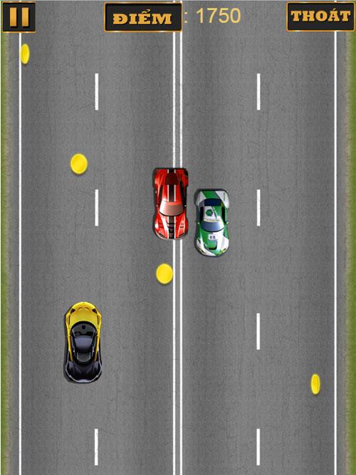Thể hiện tay lái lụa trong Siêu xe ngược chiều