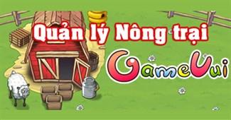 Quản lý Nông trại GameVui