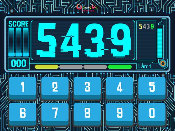 Chơi game Chuyên gia mật mã