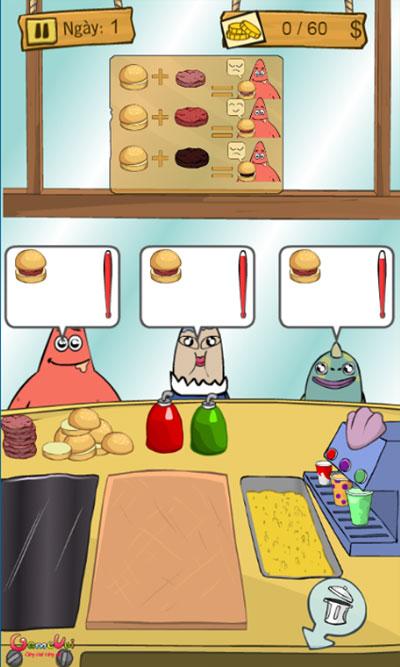 Bắt đầu mở cửa Nhà hàng Bọt biển