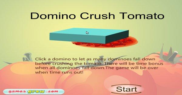 Domino Crush Tomato