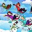 Trượt tuyết vui nhộn
