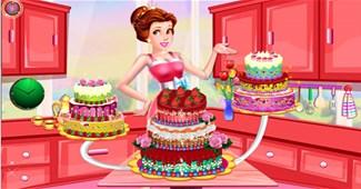 Trang trí bánh sinh nhật