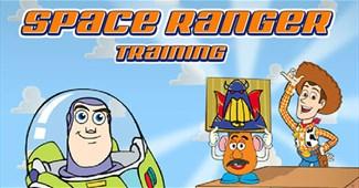Space Ranger: Bắn súng