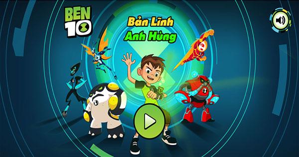 Ben 10: Bản lĩnh anh hùng