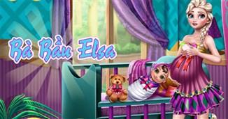 Bà bầu Elsa
