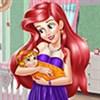 Ariel trang trí phòng