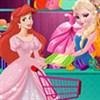 Shop quần áo của Elsa
