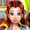 Công chúa làm răng