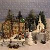 Ngôi làng tuyết trắng