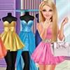 Barbie đi mua sắm