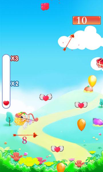 Chơi game Cupid bắn tên