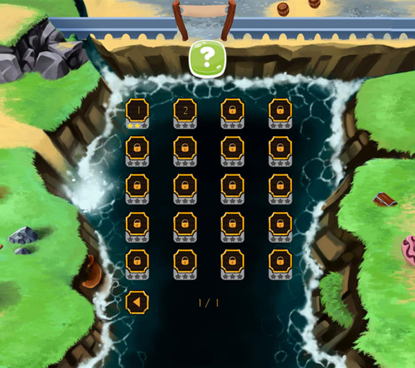 Chọn bài chơi Cá dữ tấn công