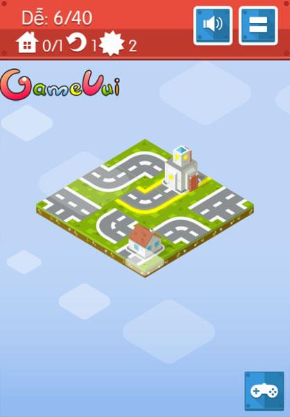 Chơi game Kết nối thành phố