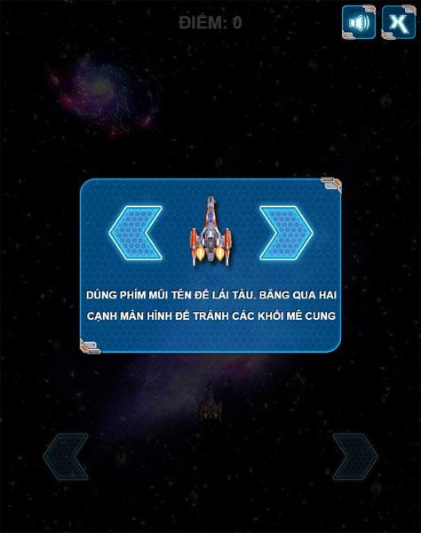 Cách chơi Mê cung vũ trụ