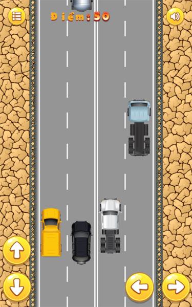 Tay đua xe tải 2