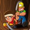Thợ mỏ đào vàng