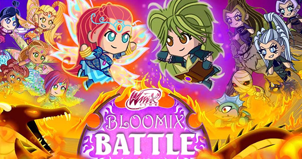 Winx Club: Bloomix Battle