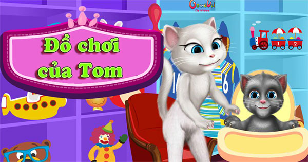 Tom Need Toy