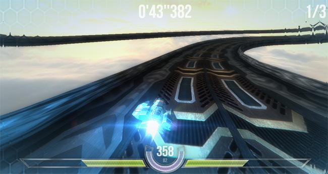 Game Lái tàu vũ trụ