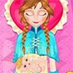Anna sinh em bé 2