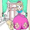 Tô màu công chúa 3