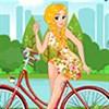 Xe đạp dạo phố