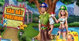 Săn bắt Pokemon