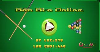 Bắn Bi-a Online