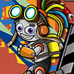 Cô gái Robot 2