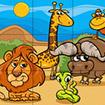 Ghép tranh động vật 2