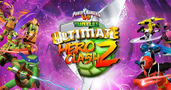 TMNT Vs Power Rangers 2