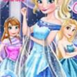 Bộ ba công chúa Disney 2