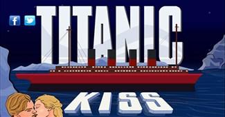 Hôn lén trên tàu Titanic